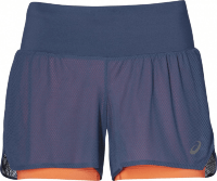 2012A259 400 ASICS Cool 2-in-1 Short / Шорты