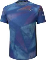 J2GA0001 29 MIZUNO Aero Core Graphic Tee / Футболка